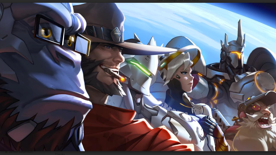 OVERWATCH: DA STASERA LIVE LA CLOSED BETA