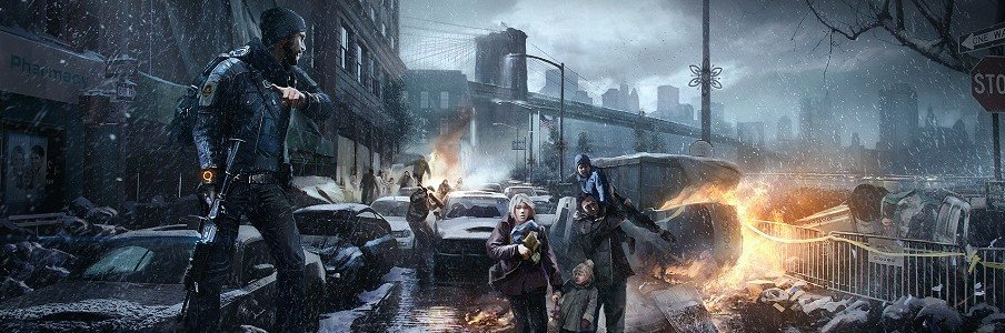 THE DIVISION: AL VIA L'ALPHA TEST SU XBOX ONE
