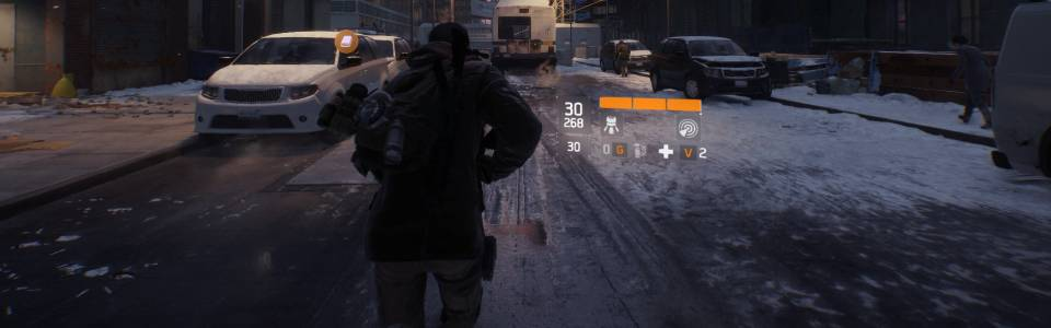 THE DIVISION: FRAMERATE SU CONSOLE