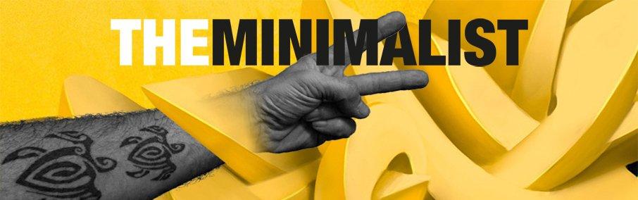 THE MINIMALIST – LEGION ULTIMA FRONTIERA