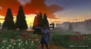 Crowfall sunset 2