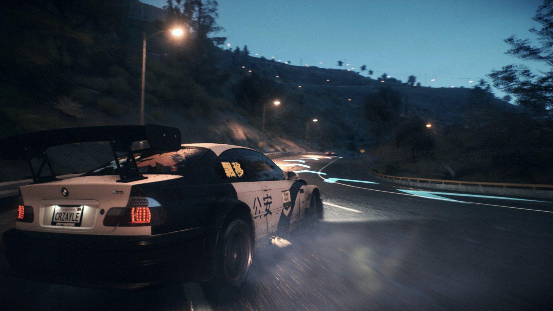 All'uscita del gioco su console l'effetto elastico era particolarmente accentuato, ma è stato molto ridotto.
