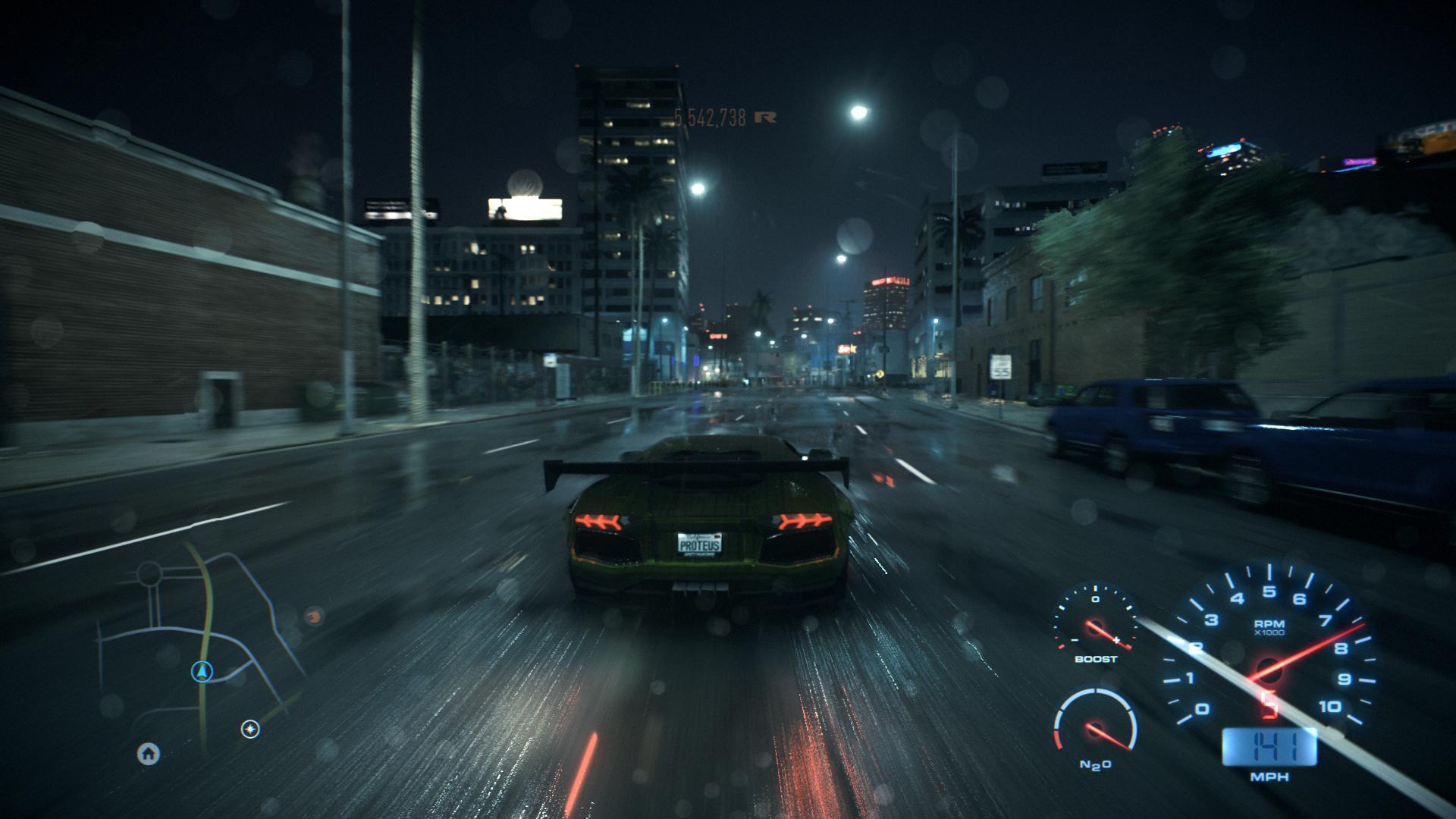 Accelerate a tavoletta, sparate il Nitro e godetevi le luci della città impazzite.