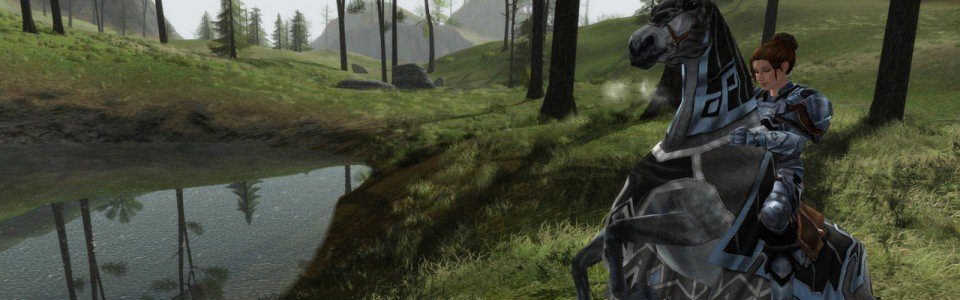 LORD OF THE RINGS ONLINE: UN ASSAGGIO DELL'UPDATE 18