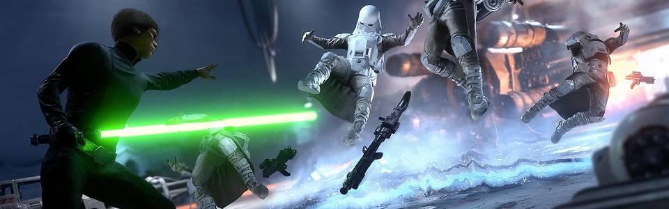 STAR WARS BATTLEFRONT SARÀ GIOCABILE IN VR