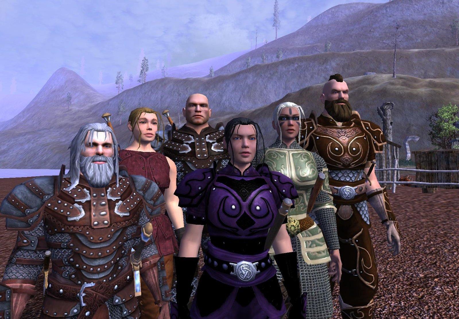 pantheon: rise of the fallen EverQuest vanguard