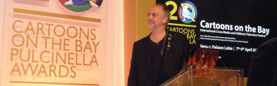 RICHARD GARRIOTT A VENEZIA – IL CAMMINO DELL'AVATAR