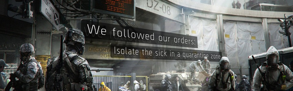 THE DIVISION: UBISOFT DICHIARA GUERRA A CHEAT ED EXPLOIT