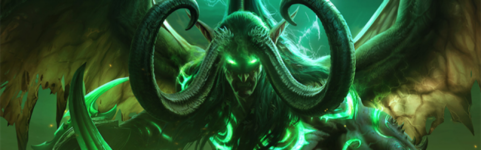 WORLD OF WARCRAFT LEGION: ANNUNCIATA LA DATA DI USCITA