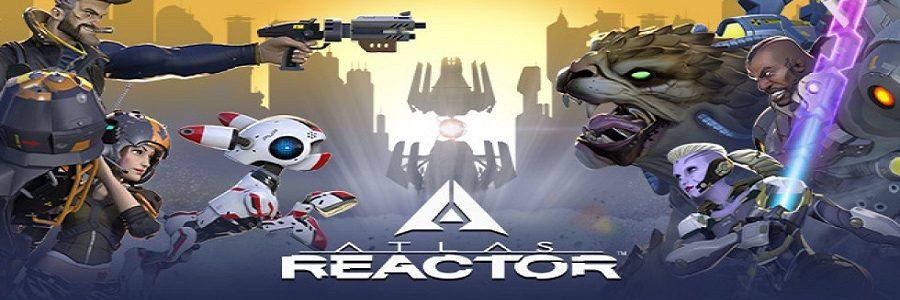 ATLAS REACTOR: DAL FREE TO PLAY AL BUY TO PLAY