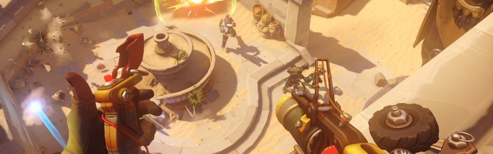 OVERWATCH: PATCH 1.8.0 DISPONIBILE SUL PTR