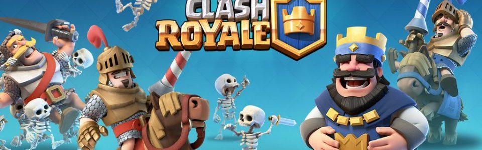 Clash Royale: patch di bilanciamento del 7 gennaio