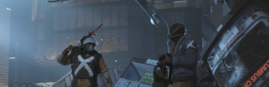 THE DIVISION: DISPONIBILE L'UPDATE CONFLITTO
