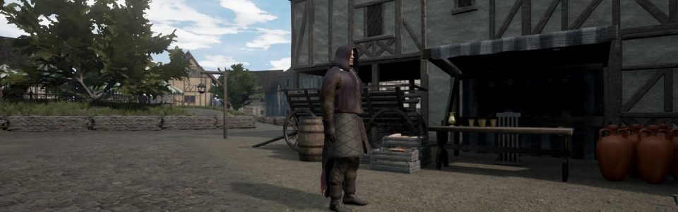CHRONICLES OF ELYRIA: VIDEO SULL'INTERAZIONE AMBIENTALE