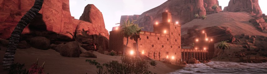 CONAN EXILES: PRIMO VIDEO DI GAMEPLAY