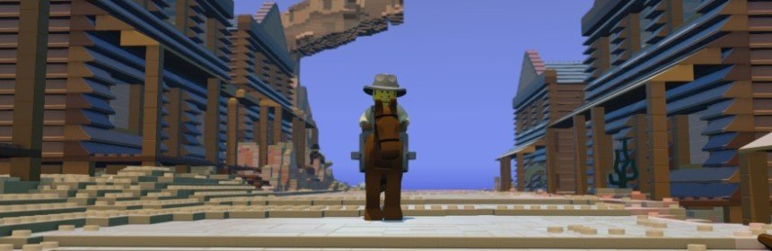 LEGO WORLDS DIVENTA MULTIPLAYER