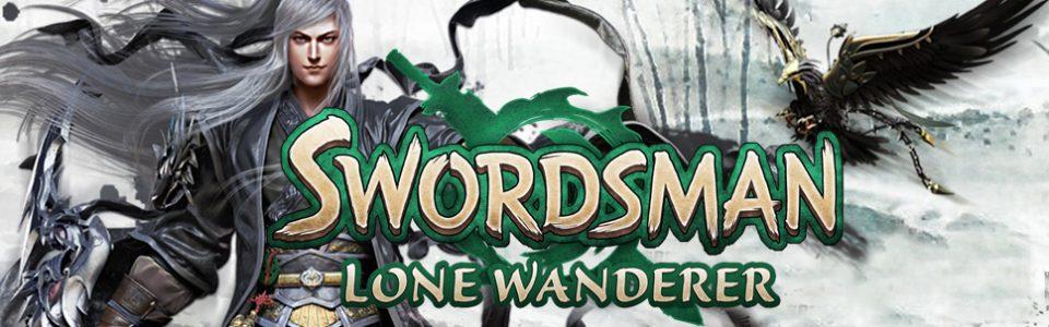 SWORDSMAN: LIVE L'ESPANSIONE LONE WANDERER
