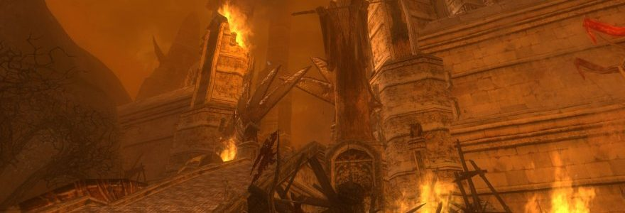 LORD OF THE RINGS ONLINE: IN ARRIVO MORDOR?