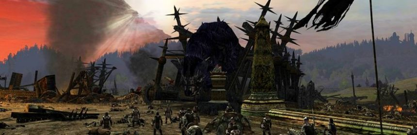 LORD OF THE RINGS ONLINE: DISPONIBILE IL NUOVO RAID