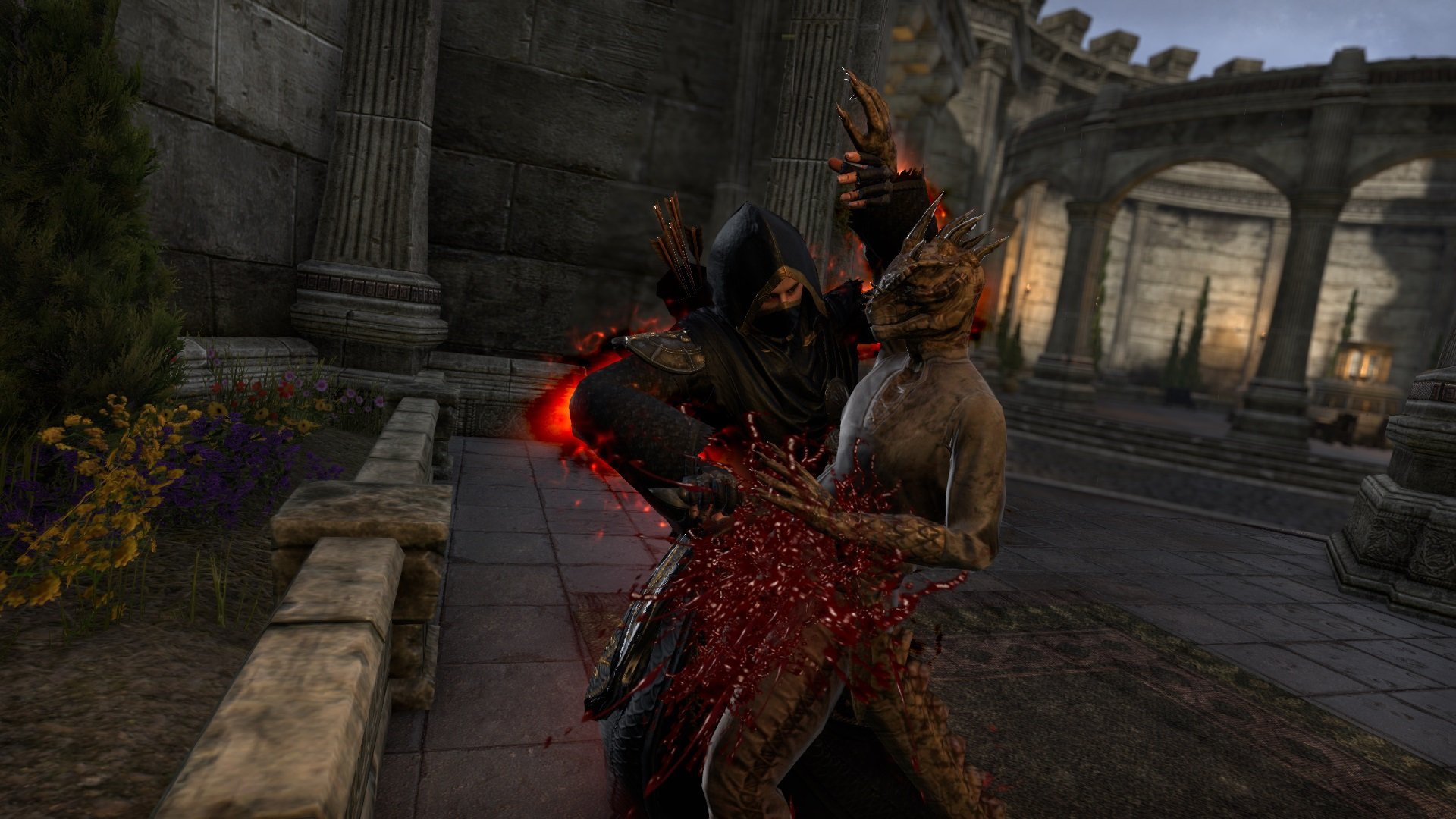 the elder scrolls online dark brotherhood recensone