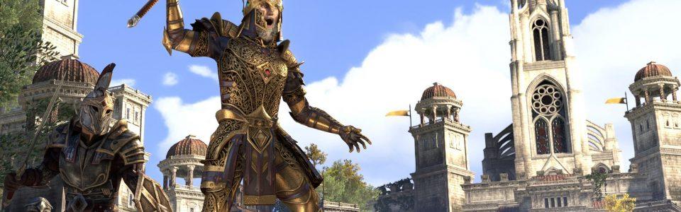 THE ELDER SCROLLS ONLINE: ANNUNCIATA LA GOLD EDITION CON I DLC