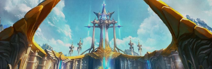 AION: ECHOES OF ETERNITY ARRIVA IL 13 LUGLIO