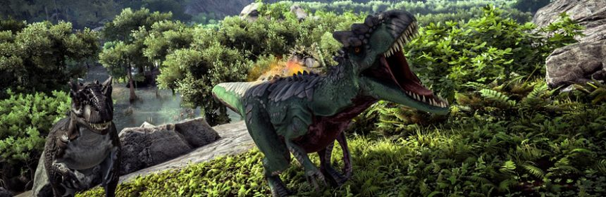 ARK: WEEKEND GRATUITO E SCONTO DEL 50%
