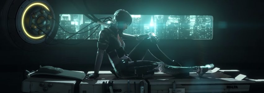 GHOST IN THE SHELL FIRST ASSAULT: AL VIA L'OPEN BETA