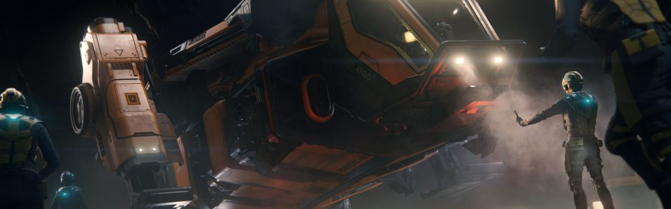 STAR CITIZEN: LIVE L'ALPHA 2.5