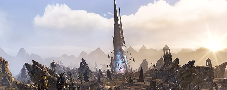 THE ELDER SCROLLS ONLINE: NOVITA' SULL'UPDATE 12 E ONE TAMRIEL