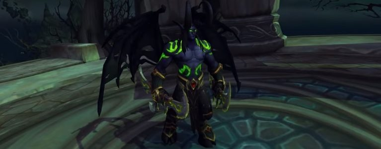 LEGION: PRESENTAZIONE DEL DEMON HUNTER