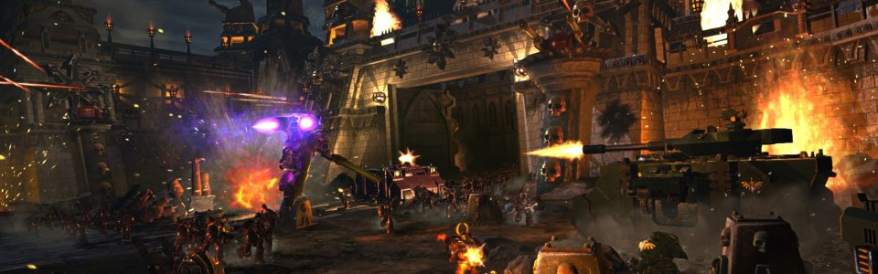 GIVEAWAY DI WARHAMMER 40000 ETERNAL CRUSADE: IN PALIO 5 STEAM KEY!