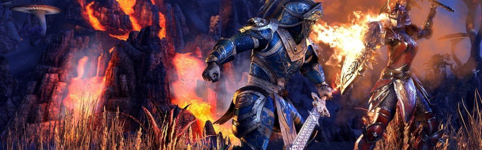 THE ELDER SCROLLS ONLINE: GOLD EDITION DISPONIBILE, GUIDA AL DUELING
