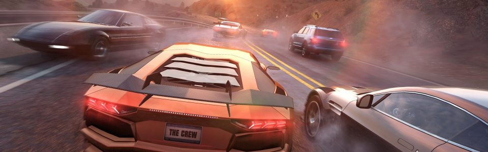 THE CREW GRATUITO PER PC DAL 14 SETTEMBRE