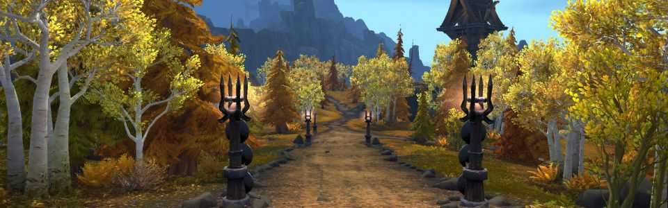 WORLD OF WARCRAFT – LA BELLEZZA ARTISTICA DI LEGION