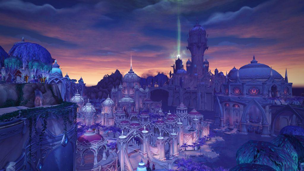 world of warcraft - suramar