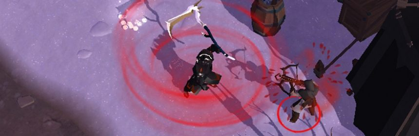 ALBION ONLINE: ECCO GLI HELL ARTIFACT