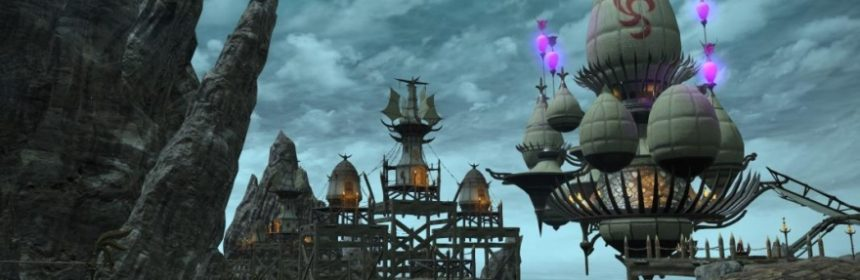 FINAL FANTASY XIV: NUOVO TRAILER PER LA PATCH 3.4