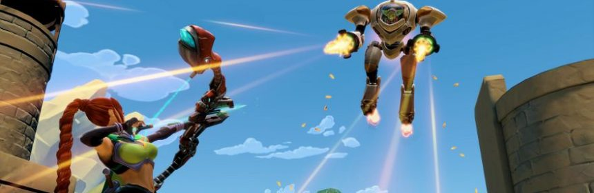 PALADINS: DISPONIBILE L'OPEN BETA SU STEAM