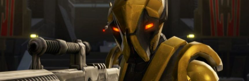 STAR WARS THE OLD REPUBLIC: DISPONIBILE SHROUD OF MEMORY