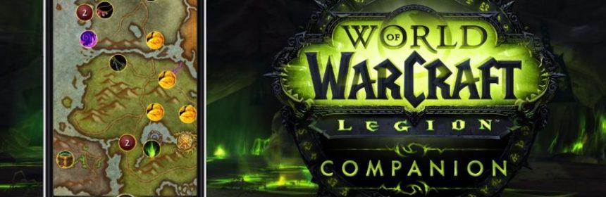 WORLD OF WARCRAFT: RITORNO A KARAZHAN E UN'APP PER LEGION