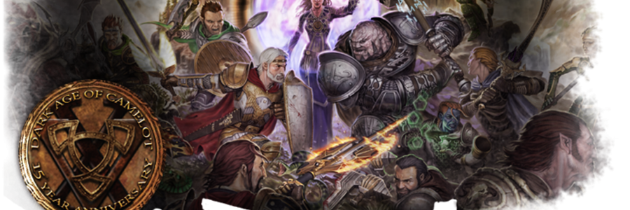DARK AGE OF CAMELOT: EVENTO BACK TO CAMELOT, 30 GIORNI GRATIS