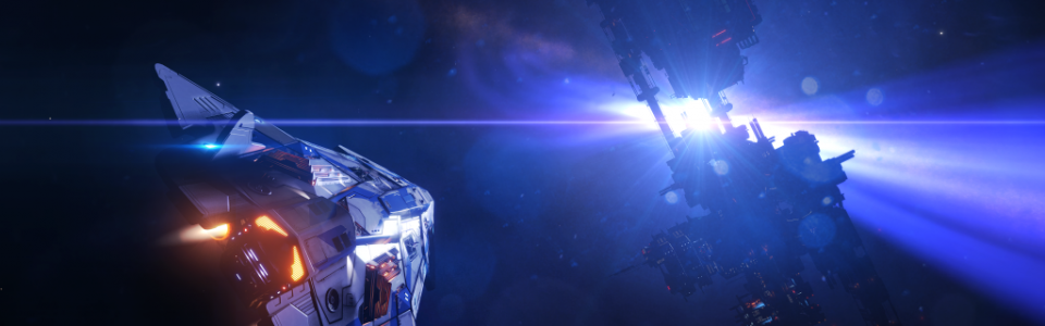 STASERA STREAMING DI ELITE DANGEROUS: THE GUARDIANS