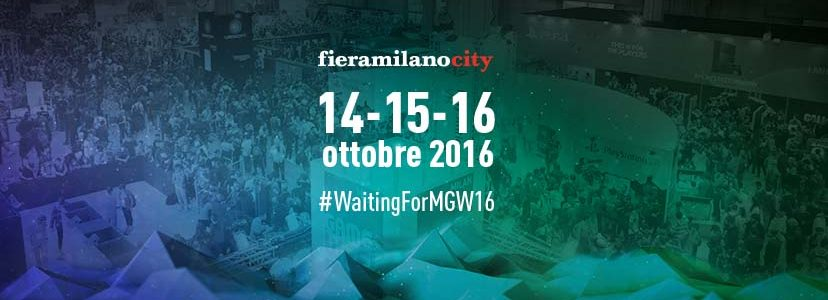 MMO.IT ALLA MILAN GAMES WEEK!
