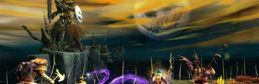 GUILD WARS 2: LIVE SHADOW OF THE MAD KING