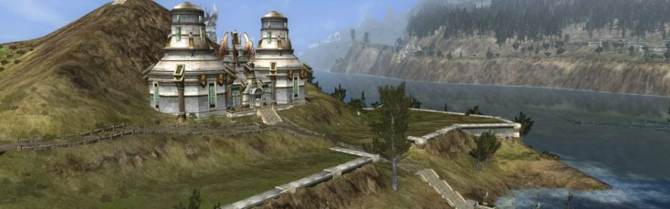 LORD OF THE RINGS ONLINE: DISPONIBILE L'UPDATE 19 COL PREMIUM HOUSING