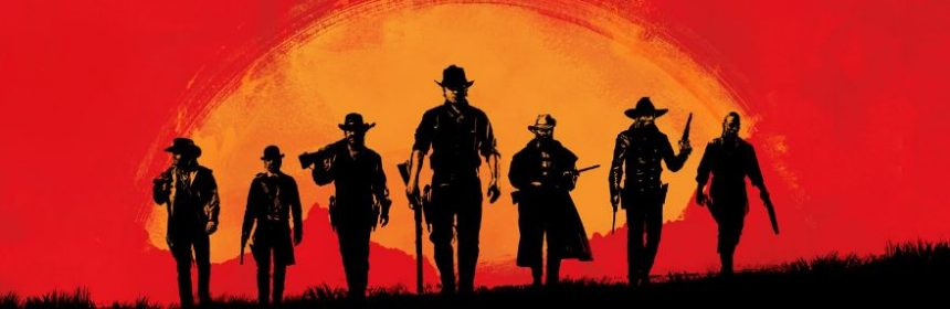 RED DEAD REDEMPTION 2: ECCO IL PRIMO TRAILER