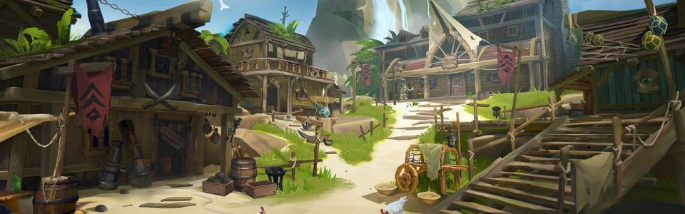 SEA OF THIEVES – INTERVISTA A MIKE CHAPMAN TRADOTTA
