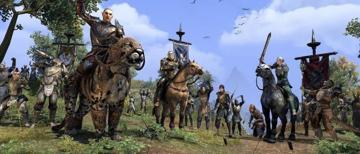 STASERA STREAMING DI ELDER SCROLLS ONLINE: ONE TAMRIEL