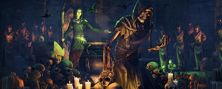 THE ELDER SCROLLS ONLINE: WITCHES FESTIVAL INIZIATO, UTENZA IN CRESCITA